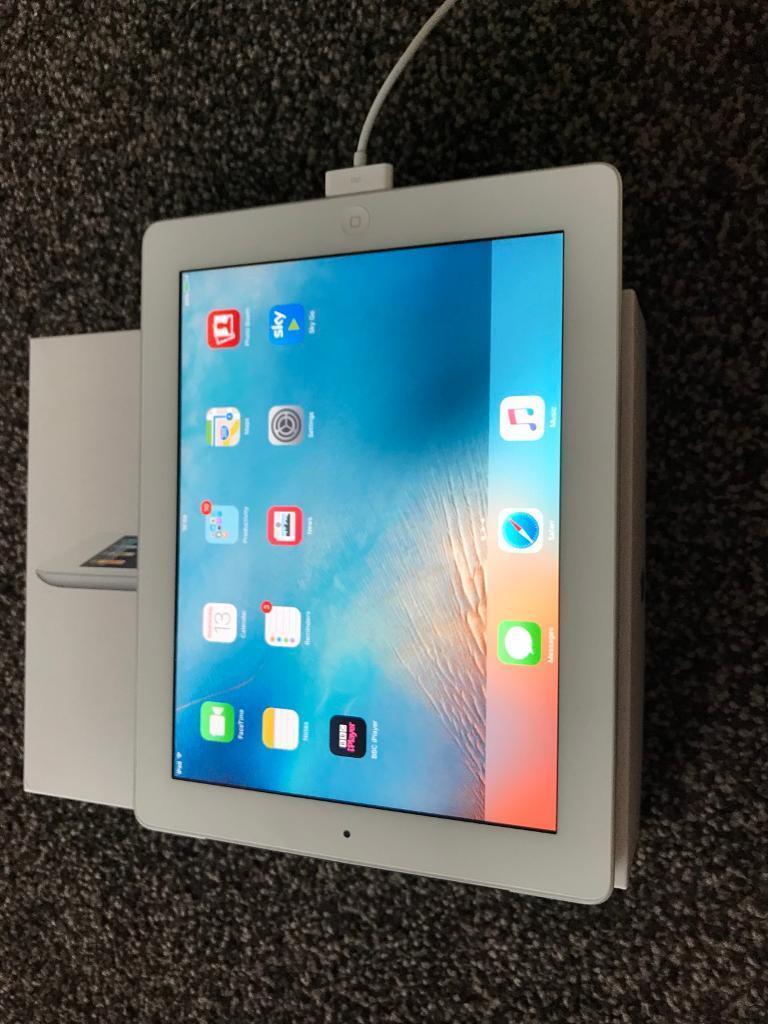 iPad 2 64gb WiFi 3G white