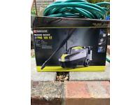 Parkside Pressure Washer & 10m Hose