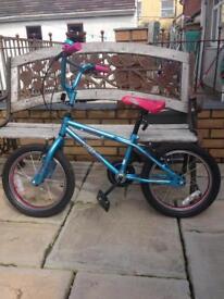 """Kids 16"""" bike"""