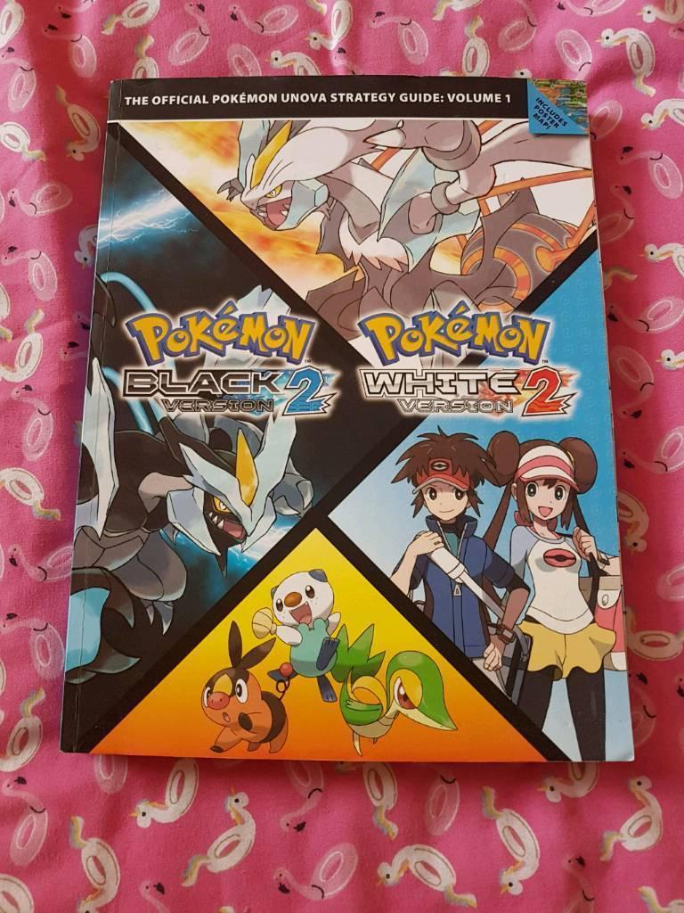 Pokemon Black 2/ White 2 DS Guide Book