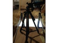 Camera tripod, /camcorder stand, cobra eclipse 53, excellent con as new***