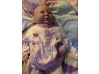 Reborn doll baby doll