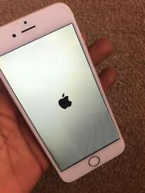 Iphone 6 128gb rose gold