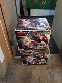 Combat creatures great for kids 2 robots fire bullets and fight all remote control