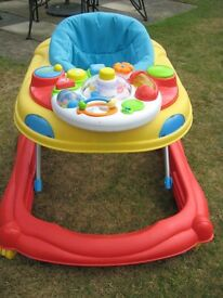Play and Go 2 in 1 Activity Walker by Babies R Us