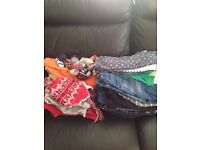 Baby boys bundle of clothes 1-2 years