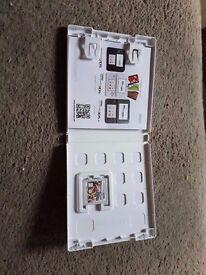 Super Smash Bros for Nintendo 3DS (Literally like brand new)