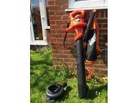 Black & Decker Garden Vacuum