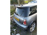 Mini cooper s track car John cooper works. Chipped and souped up. No MOT