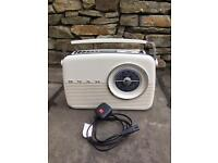 BUSH Retro DAB Radio
