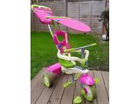 Smart Trike Safari - Pink