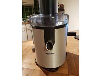 Philips Juicer as new