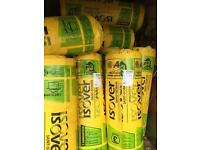 Loft insulation rolls 40 for £350