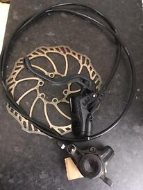 Magura Mt2 hydraulic Disc Brake