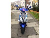 2014 Pulse LightSpeed 125cc ~ With New Mot £799