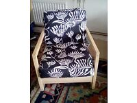 Ikea Lillberg rocking chair
