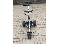 Motocaddy Electric Golf Trolley