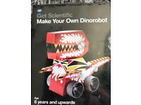 Make your Own Dinorobot Brand New Boxed
