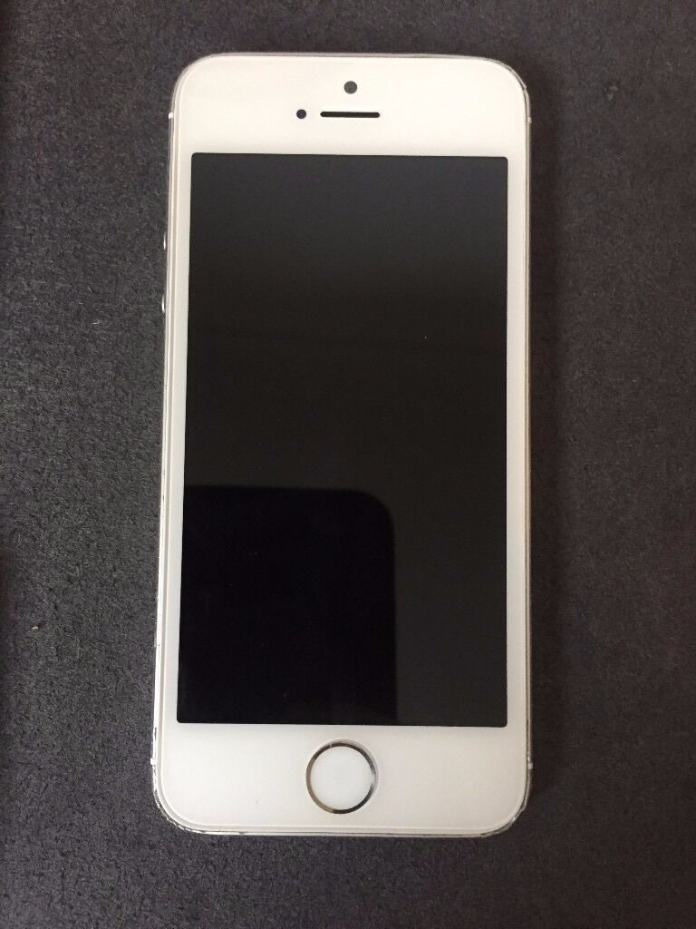 Iphone 5s White 16gb. Great Conditionin North West London, LondonGumtree - Iphone 5s White 16gb. General Condition is 9/10. Offers welcome. I have had it since new but now have got an upgrade, so looking for a quick and easy sale. Sound is slightly quieter than usual since the speaker needs a little clean hence the lower...