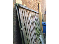 Fence Panels - close board 6ft x 6ft