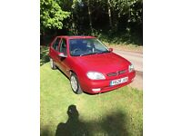 Citroen Saxo 1.1 Desire - 5 Door - MOT May 2018 - Great First Car
