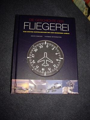 Simons & Withington, Die Geschichte der Fliegerei, Parragon (ca. 2011)