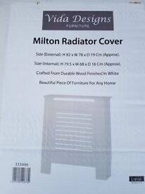 Radiator cover - NEW -