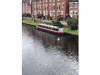 Narrowboat 46 ft