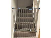 Lindam standard stair gate