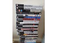 2x Sony psp consoles
