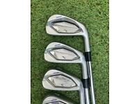 MIZUNO JPX 900 FORGED IRONS 4-PW PROJECT X LZ 5.5 115G FIRM FLEX