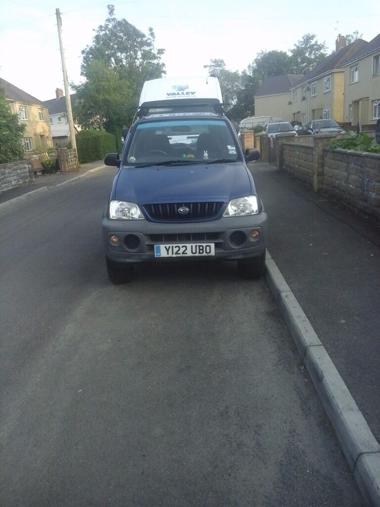 spares or repair needs welding good engine gear box side steps detachable towbar