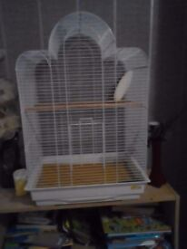 Bird cage brand new hardly used