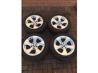 Genuine BMW 3 Series 16 Alloy Wheels