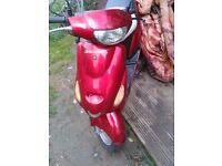 moped for sale direct bikes year 2013 mot to mid march 50cc