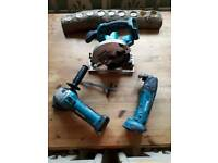 Makita 3 piece kit LXT 18v for sale or swap