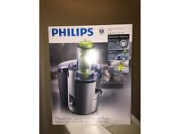 Philips Juicer, 700W, HR1861 - used once, perfect condition