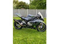 S100rr track bike