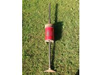 Vintage Collectable Antique Starr Vacuum Cleaner Over 100 Years Old