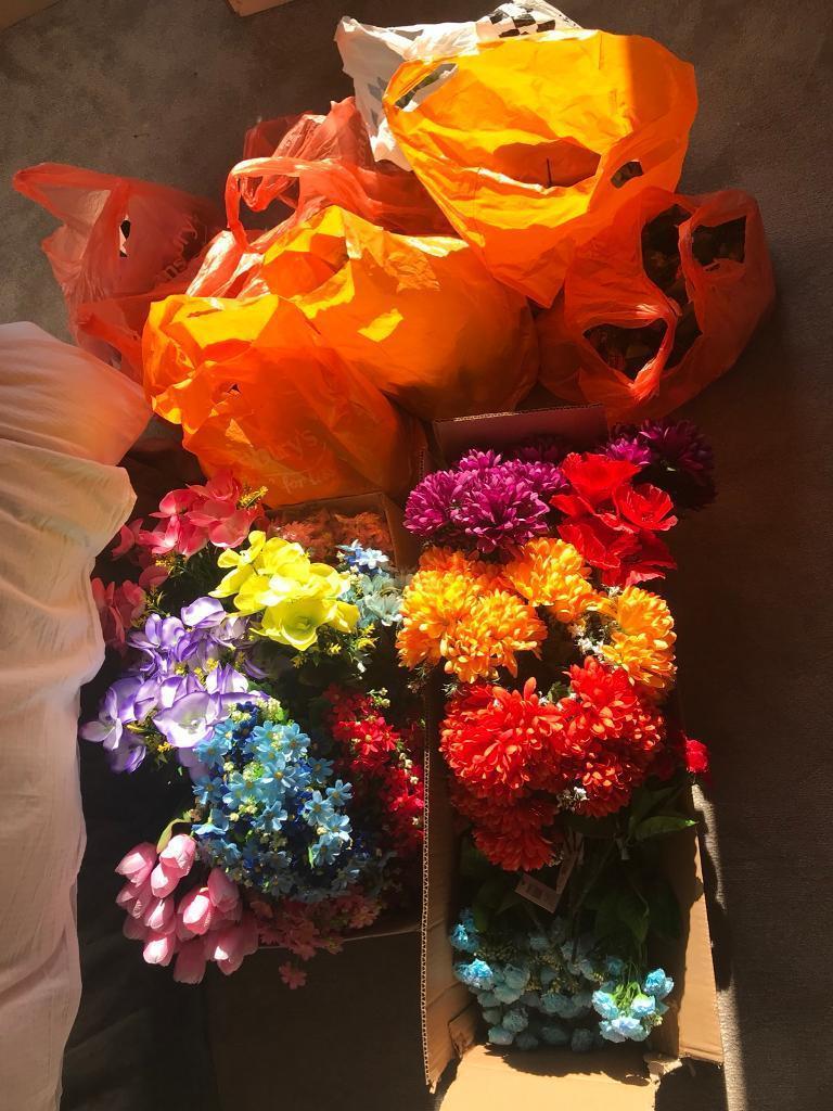 Artificial silk flowers bulk in murrayfield edinburgh gumtree artificial silk flowers bulk mightylinksfo