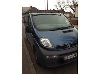2004 vauxhall vivaro 1.9 diesel £1050