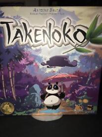 Takenoko borates game
