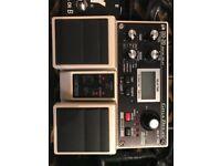 Boss DD-20 Gita-delay digital delay effects pedal
