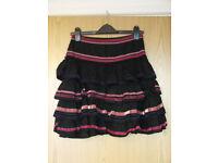Skirt size 36 (UK 8)
