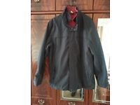 Cotton Traders casual Navy Jacket