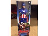 Brand New Captain America Toy