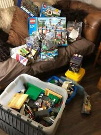 Huge Lego Bundle Massive heavy bundle £££££££s worth