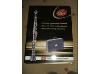 Odyssey Debut Clarinet With Case,Instructions DVD & Reeds Boxed