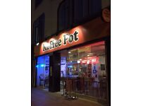Full time & Part Time grill chefs wanted for well known busy cafe, The Koffee Pot in Manchester NQ