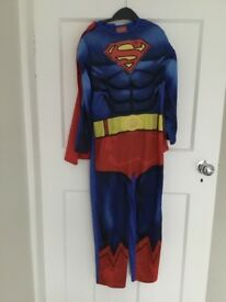 Superman outfit age 7-8years